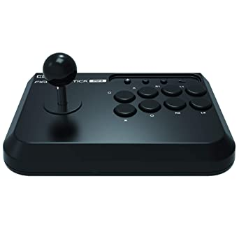 Amazon com: Hori Fighting Stick Mini 4 (PS4/PS3/PC): Video Games