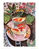 Goldfish Art Poster Print by Henri Matisse, 16x20 is digitally printed on archival photographic paper resulting in vivid, pure color and exceptional detail that is suitable for any museum or gallery display. Finding that perfect piece to match you...