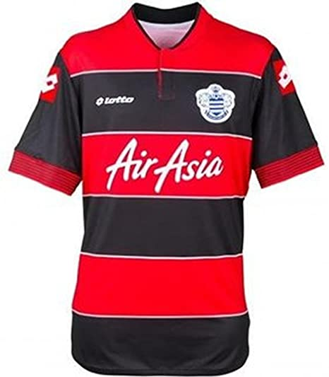Lotto Queens Park Rangers 13/14 S/S Away Camiseta de Fútbol Llama/