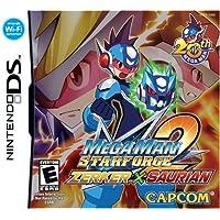 Mega Man Starforce 2 Zerker X Saurian - Nintendo DS