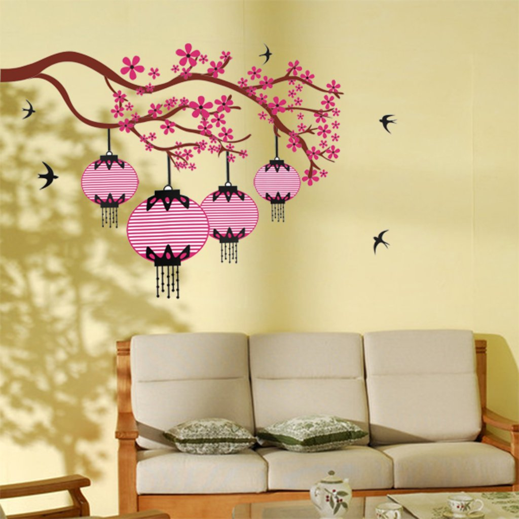 Exelent Chinese Symbols Wall Decor Images - The Wall Art Decorations ...