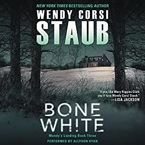 Bone White Audiobook