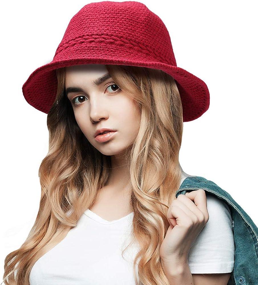 Cyiecw Winter Bucket Hat...