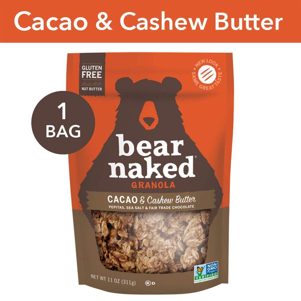 Amazon.com: Bear Naked Cacao & Cashew Butter Granola ...