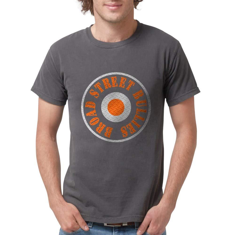 Broad Street Bullies Steel Blk T Shirt Comfort Tee 9811