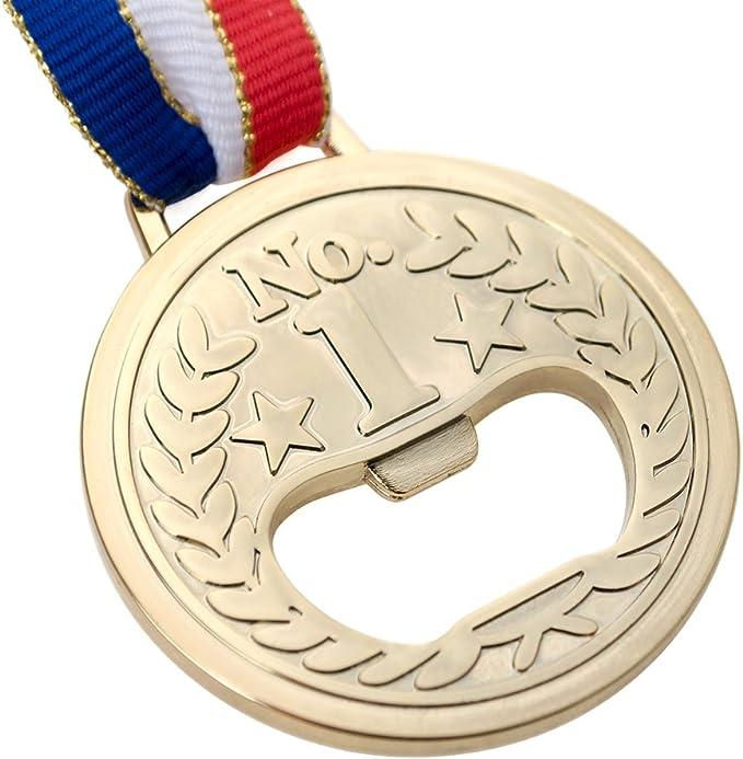 Gold Medal Bottle Openers