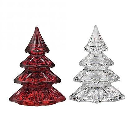 Waterford Two Mini Christmas Trees - Amazon.com: Waterford Two Mini Christmas Trees: Home & Kitchen