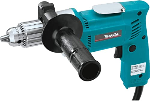 Makita, 6302H, Electric Drill, 1 2 In, 0 to 550 rpm, 6.5A