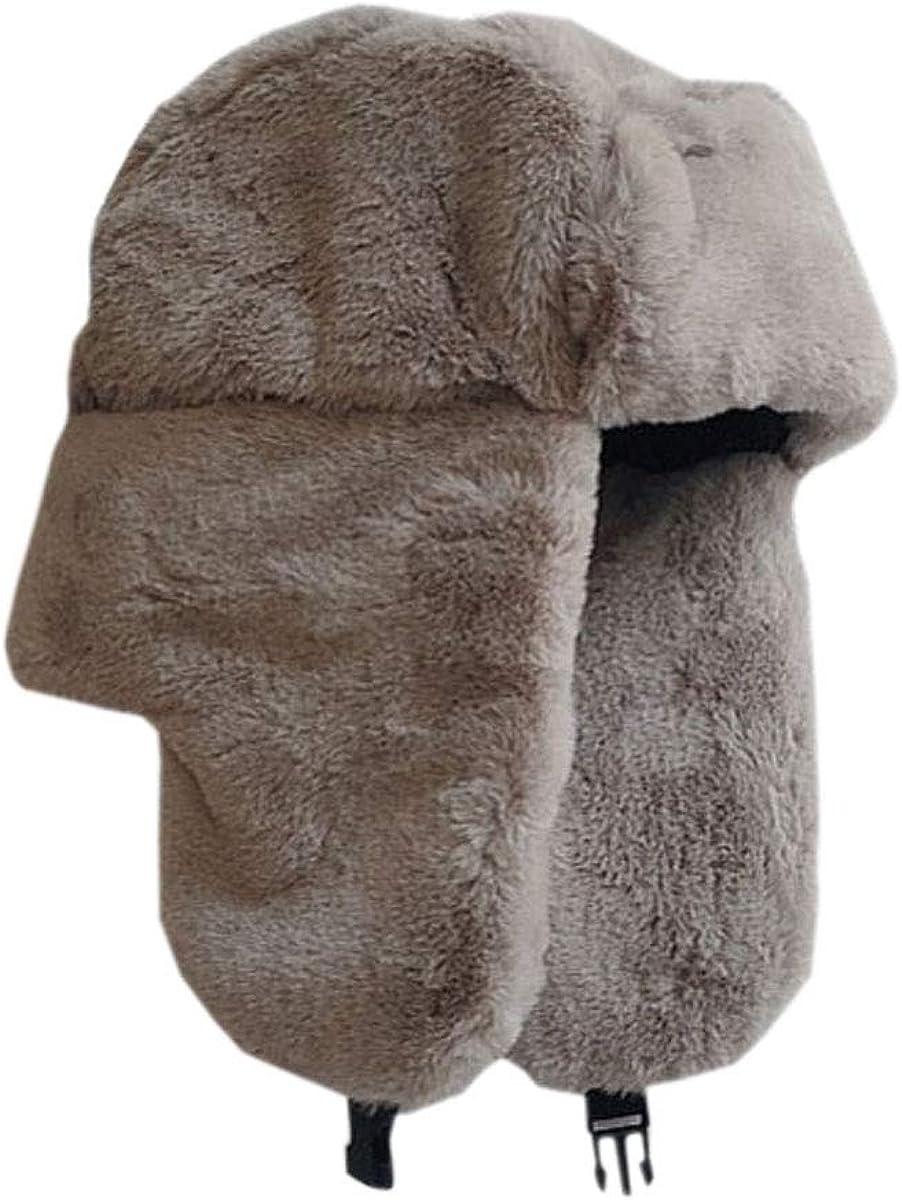 ACVIP Women's Manmade Fur...