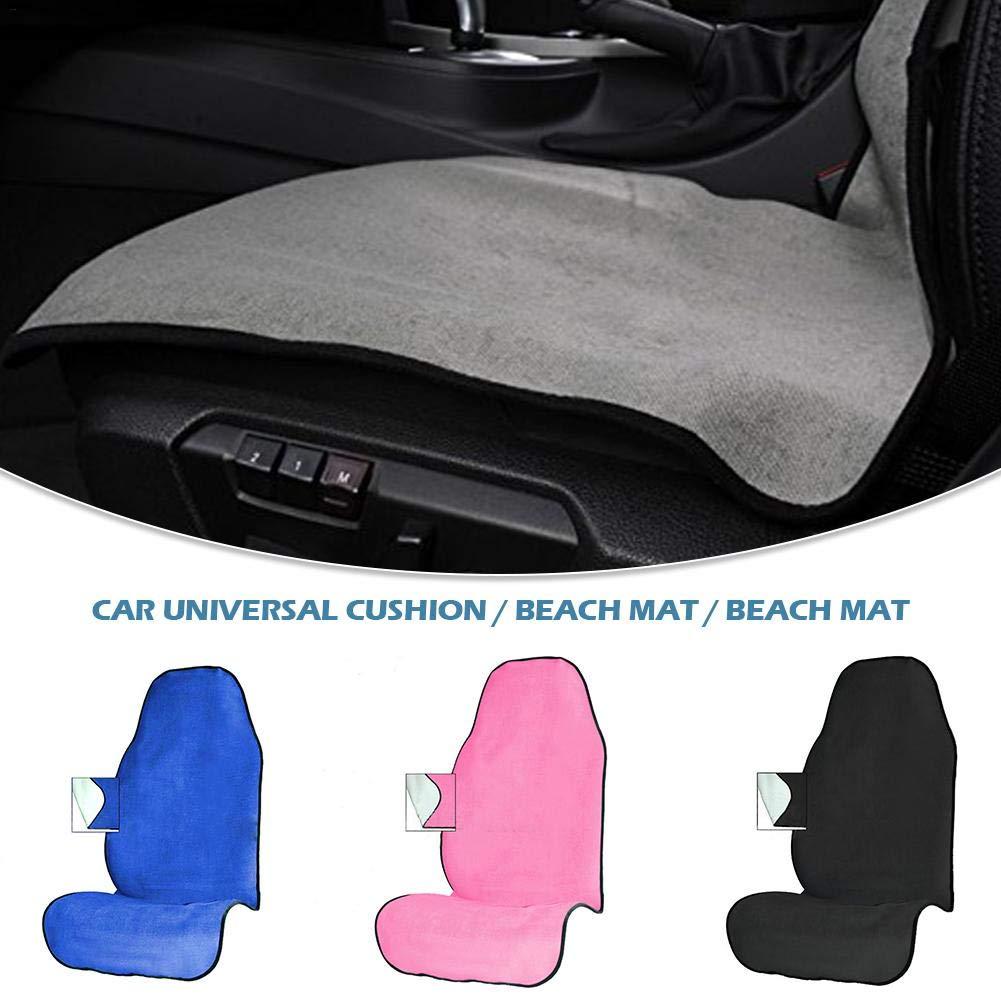 Anti-schwei/ß Autositz Schutz Universal Fit Airbag Kompatibel F/ür Auto SUV LKW Van wasserdichte Autositzbezug 4 Farben