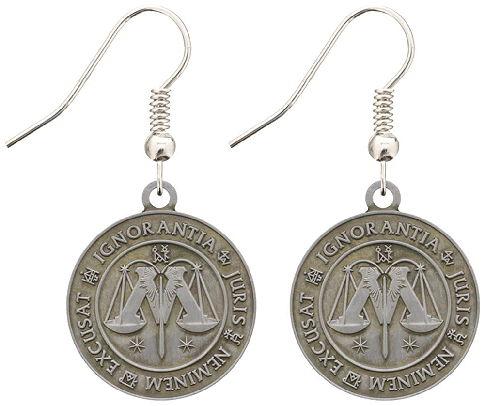 HARRY POTTER Official Licensed Jewelry Earrings The Carat Shop Ltd WE0013
