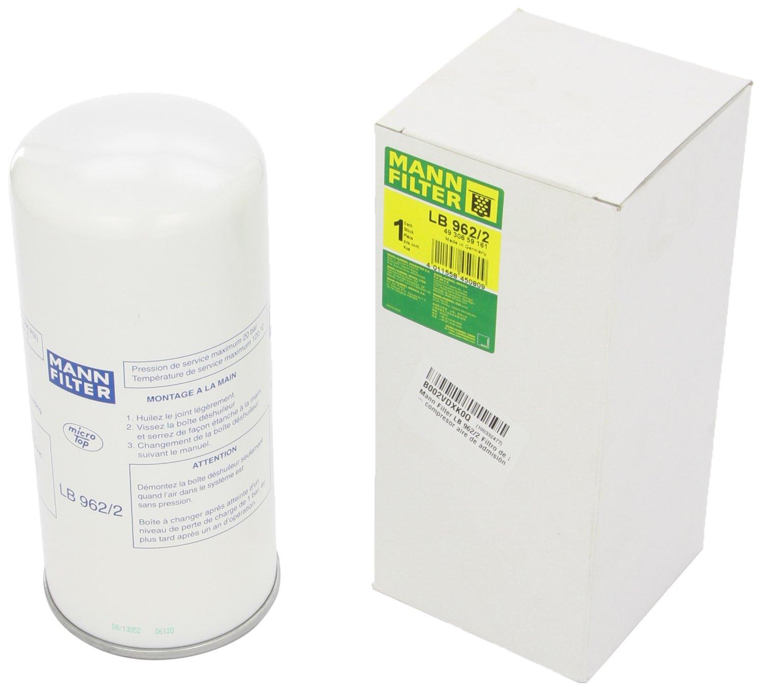 Mann Filter LB9622 Filter