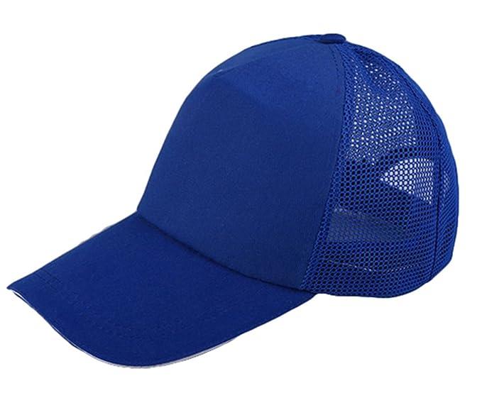 Leisial Mujer Casual Gorra de Béisbol Viajes Sombrero Sol al Aire ...