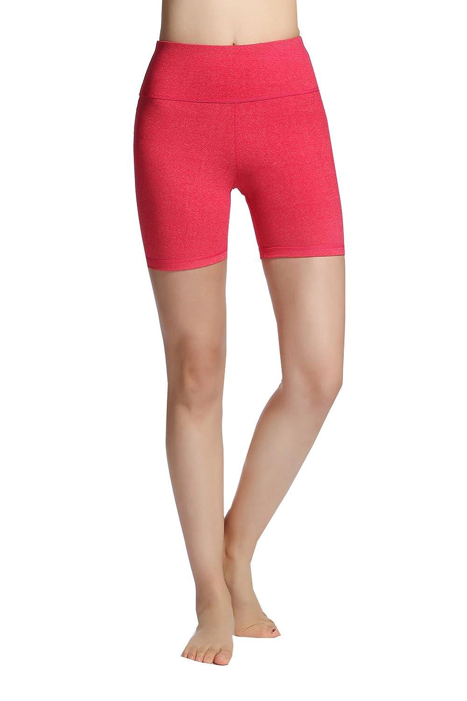 Lotus Instyle Alta cintura compresión deportes medias de fitness pantalones  cortos para las mujeres  Amazon.es  Ropa y accesorios 4ae439074522