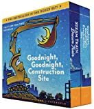 Goodnight, Goodnight, Construction Site and Steam Train, Dream Train Boxed Set
