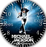 "Best IkEA clock - Michael Jackson Wall Clock 10"" Will Be Nice Review"