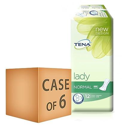 Tena Lady Normal toallas 24 Duo Pack – (72 unidades)