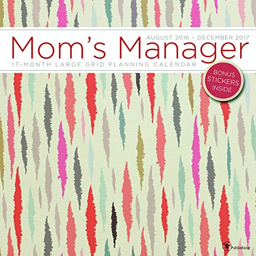 Moms Manager Mojave 17 Month 2017 Calendar (What Is A Calendar Day)