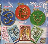 Magic Knight Rayearth motif charm set all three sets