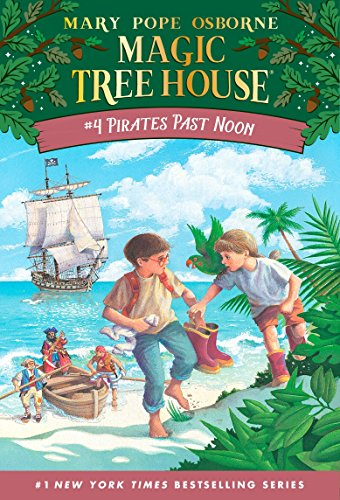 Pirates Past Noon (Magic Tree House, No. 4) for sale  Delivered anywhere in USA