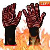 BBQ Cooking Gloves Heat-insulated Grill Glove - Kitchen - Best Reviews Guide