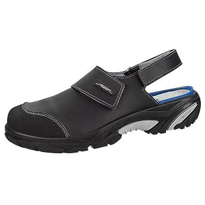 Abeba 4556-48 Crawler Chaussure de sécurité sandale Taille 48 Noir