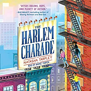 The Harlem Charade Audiobook