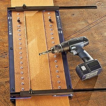 Pro Shelf Drilling Jig