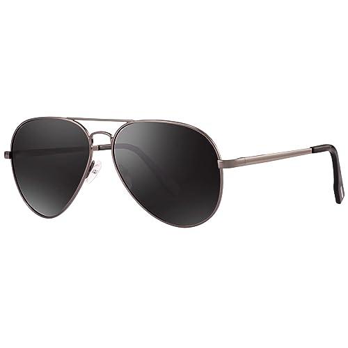 993d79bf115a Polarized Sunglasses Aviator Sunglasses for Men - FEIDU Polarized Aviator  Sunglasses for Men Sunglasses Man FD9007