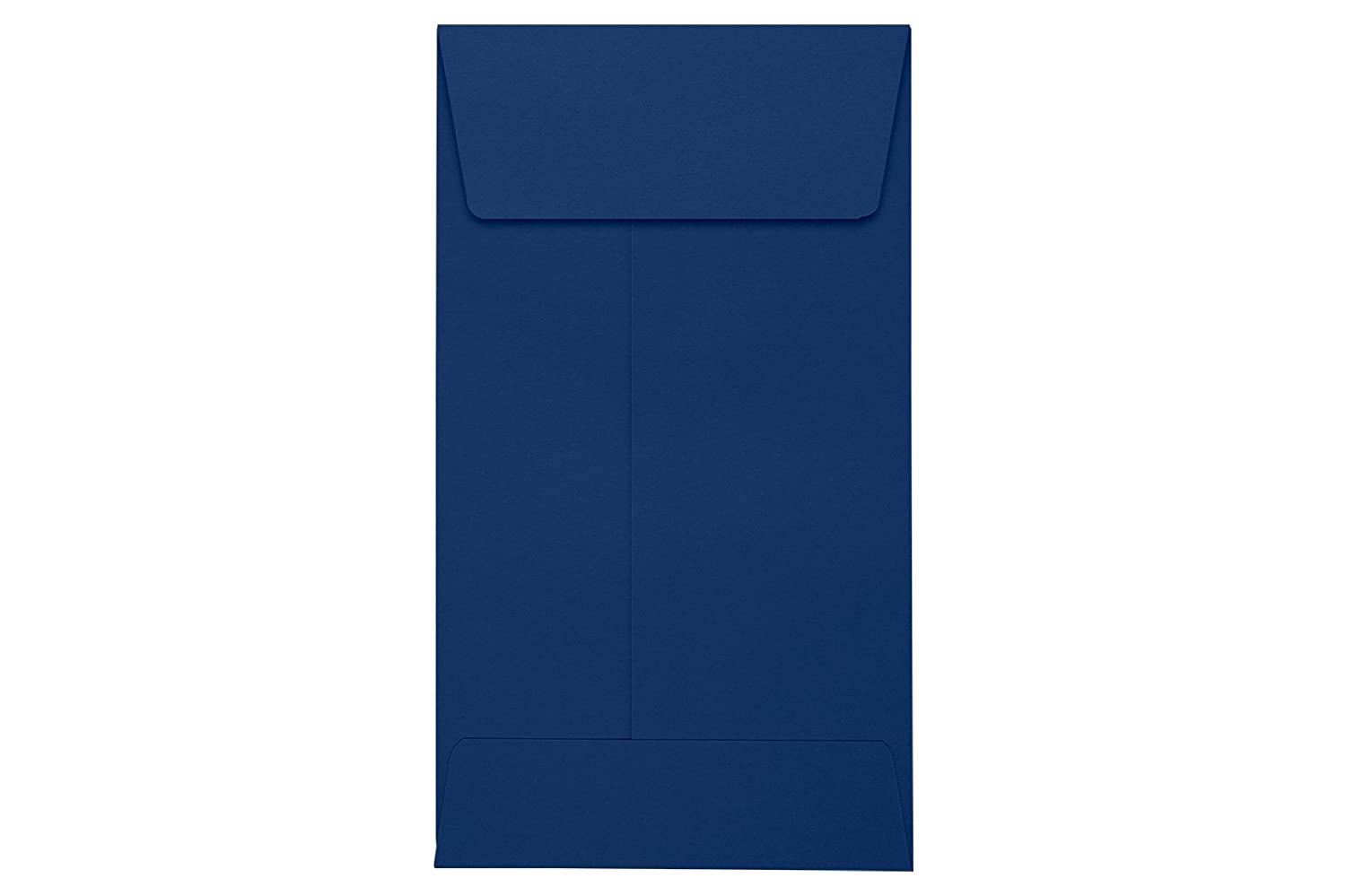 #5 1/2 Coin Envelopes (3 1/8 x 5 1/2) - Navy (50 Qty.) | Perfect for storing Small Parts, Coins, Jewelry, Stamps, Seeds, Small Electronic Parts and so much more! | LUX-512CO-103-50 Envelopes.com Variation