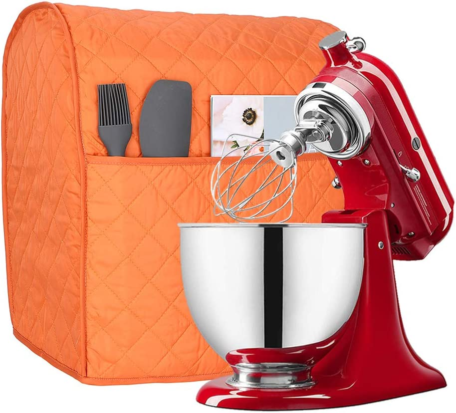 6-8 Quart Kitchen Aid Mixer Cover with Pockets Kitchen & Dining ...