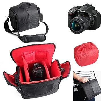 K-S-Trade para Nikon D3500: Impermeable Anti-Choque DSLR SLR ...