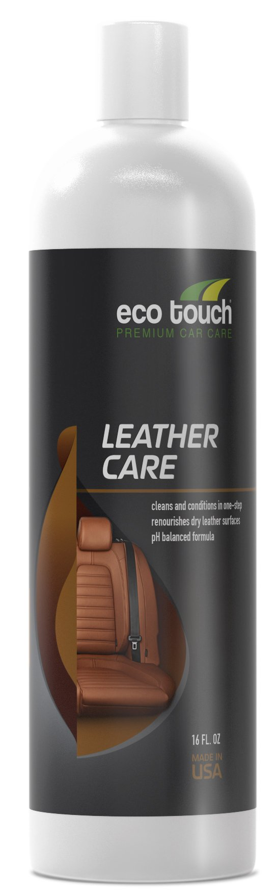 Eco Touch (LCC16) Leather Care - 16 oz.