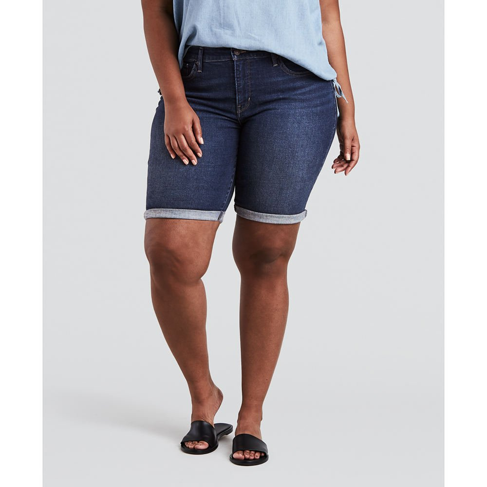 8d21b618 Our new bermuda shorts complement your laid-back looks. Designed to smooth  and enhance, they help slim your tummy, lift your seat and lengthen your  legs.
