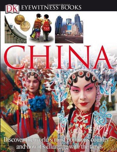 China [With Clip-Art CD] (DK Eyewitness Books) by Hugh Sebag-Montefiore (18-Jun-2007) Hardcover