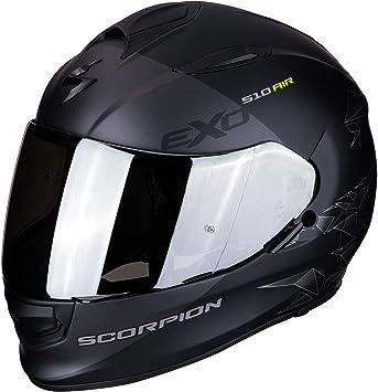 Scorpion 14-261-10-07 EXO-1400 Air Carbon Matt Black XXL