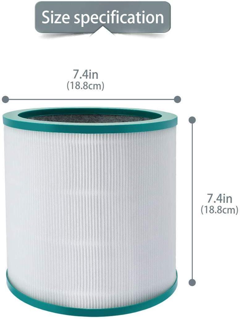 AIEVE Filtro de Repuesto para purificador de Aire Dyson Pure Hot + ...