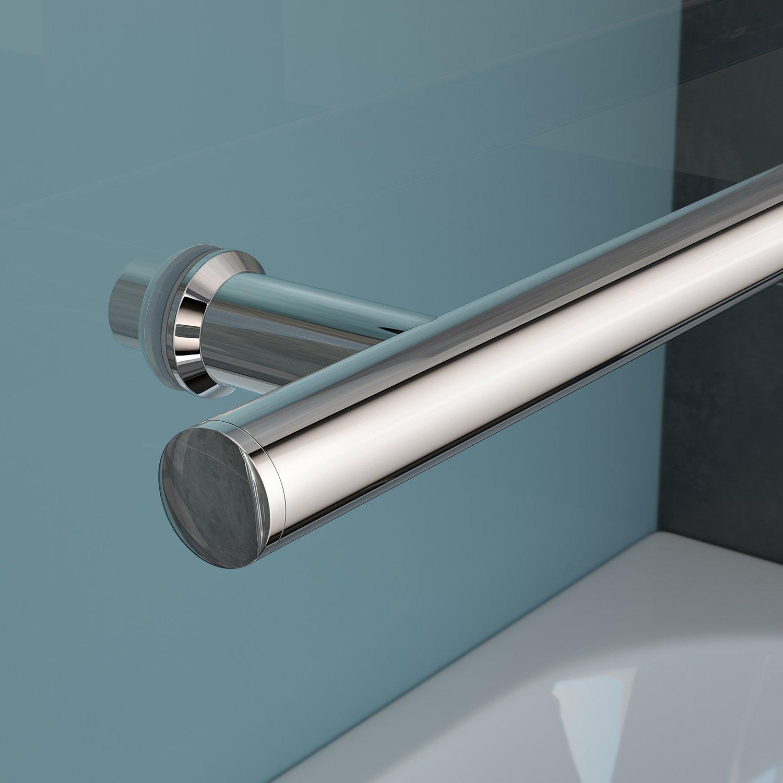 Awesome Shower Screen Rail Gift Bathtub Ideas