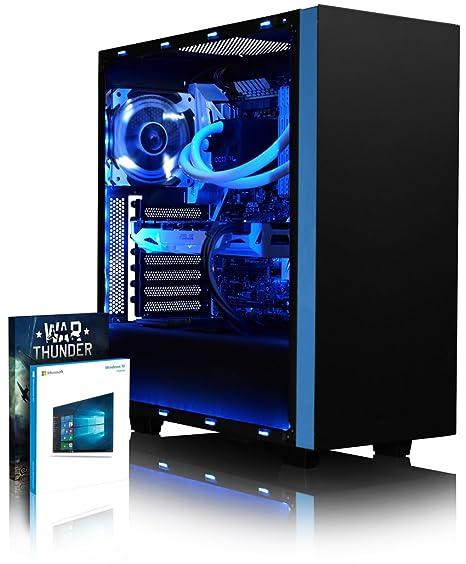 VIBOX Voxel RLR780-34 Gaming PC Ordenador de sobremesa con ...