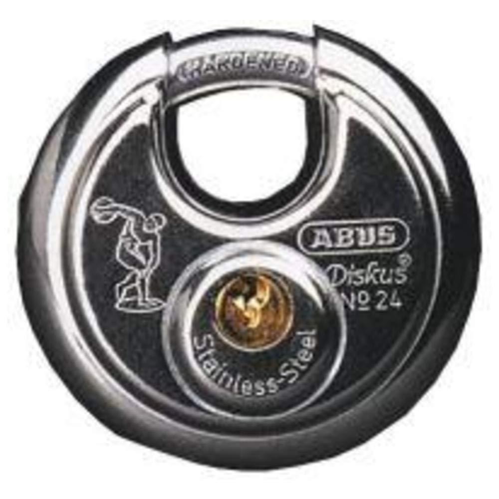 Abus 24/70 Diskus Hangschloss Spezialschloss ABUS Security Center GmbH und Co KG 24IB/70