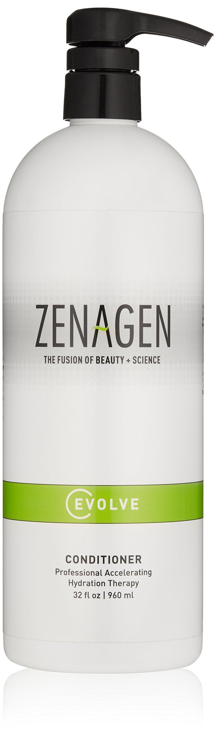 Zenagen Evolve Unisex Conditioner, 32 Fl Oz