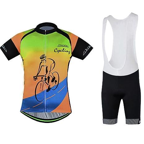 283328360 Cycling Jersey Women Aogda Biking Clothing Bike Shirts Bicycle Pants (Bib  suit