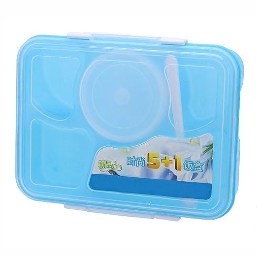 taloyer microondas caja de almuerzo Picnic contenedor de ...