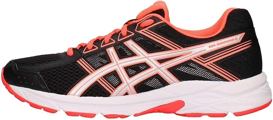 Asics Gel-Contend 4, Zapatillas de Deporte para Mujer: Amazon.es: Zapatos y complementos