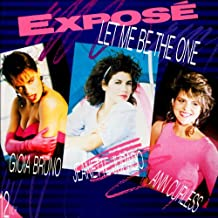 """Expose: Let Me Be the One [12"""" Single LP Record]"""