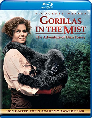 Gorillas in the Mist [Blu-ray] by Universal Studios