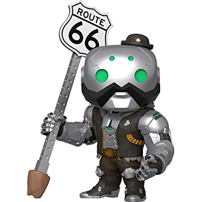 """Funko Pop! Games: Overwatch - B.O.B 6"""", Multicolor: Toys & Games"""