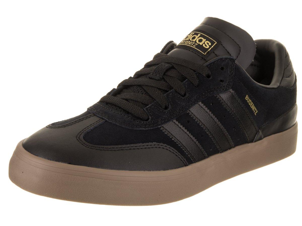 adidas Originals Men's Busenitz Vulc Fashion Sneaker 8.5 D(M) US|Core Black/Core Black/Gum