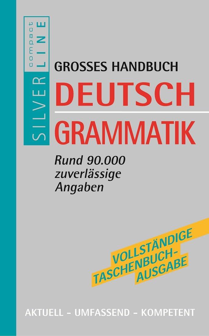 Handbuch Deutsche Grammatik (Compact SilverLine)