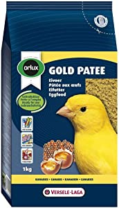 Vl Orlux Gold Patee Canary Moist Eggfood 1kg